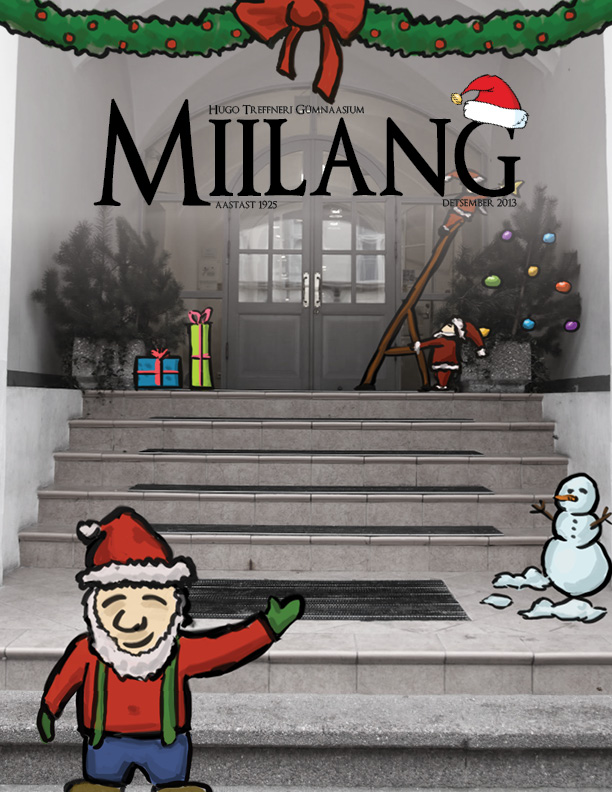 Jõulumiilang 2013